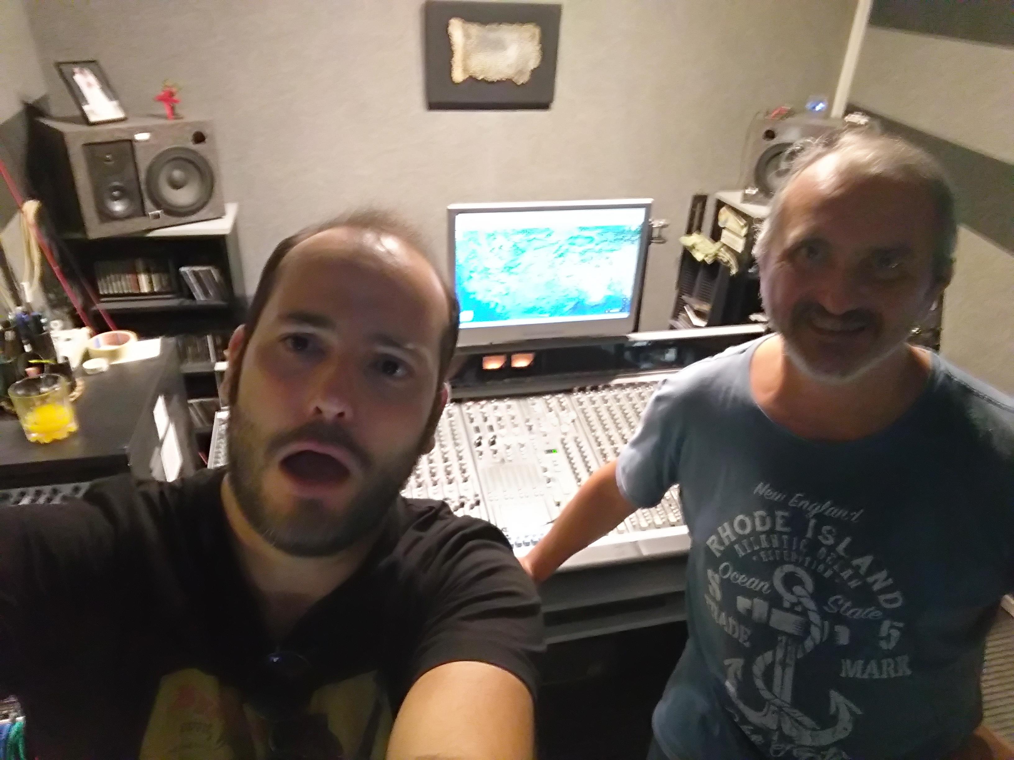 Studio 5 Interview with ΓΡΗΓΟΡΗΣ ΠΑΠΑΠΑΝΑΓΙΩΤΟΥ (Grigoris Papapanagiotou)